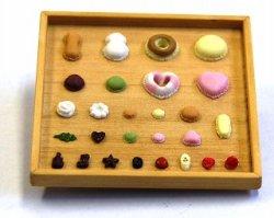 画像1: マカロンケーキセレクション