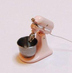 画像1: 新型ミキサー:ストロベリーミルク