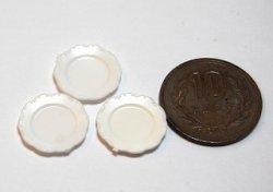 画像1: 販売終了:小皿1枚:プラスチック製