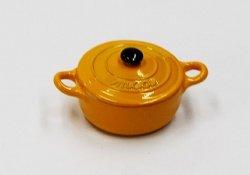 画像1: 西洋鍋(マスタード丸)