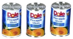 画像1: Dole Pinapple Slices