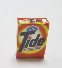 画像1: Discontinue・販売終了:箱洗剤洗剤:レッド2