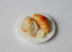 画像1: パン皿C