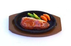 画像2: ハンバーグ・ステーキ皿
