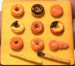 画像1: ドーナツやさん