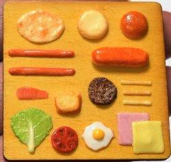 画像1: バーガー、パニーニ、ホットドッグ
