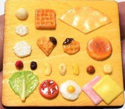 画像1: ワッフル、ホットケーキ、クレープ