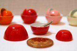 画像1: Discontinue・販売終了:まん丸ボール3個組み(赤)
