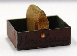 画像1: Discontinue・制作販売終了:ツールボックス・木製仕切りつき(ブラウン)