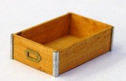 画像1: Discontinue・制作販売終了:木製ツールボックス(ナチュラルA)