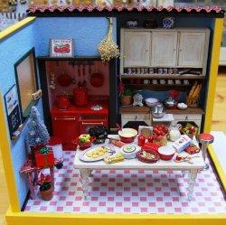 画像1: Discontinue・販売終了:赤のキッチン