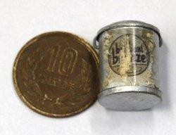 画像1: 販売終了:オイル缶(ブリキ系) :ラベルはお任せください。