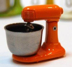 画像1: ミキサー小・オレンジ2012